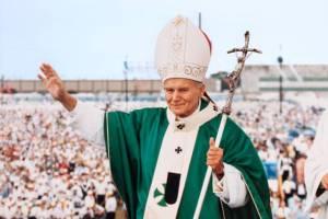 Pope John Paul II New Orleans