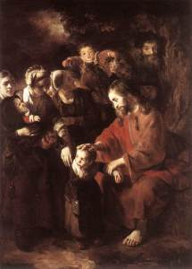 Nicolaes_Maes_-_Christ_Blessing_the_Children_-_WGA13814